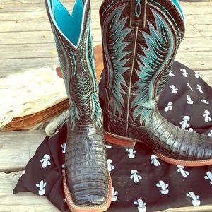 Ariat vaquerra cowboy boots